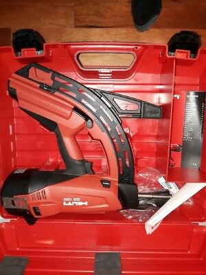 Hilti GX 120 Fully Automatic Gas Actuated Fastening Nail Gun