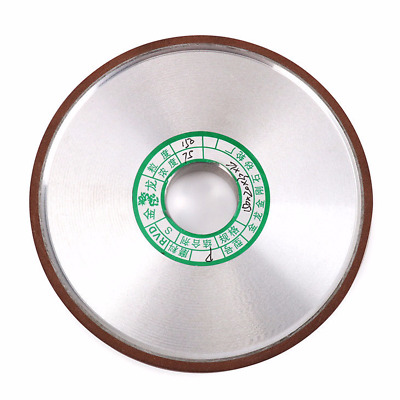 6 Inch Diamond Grinding Wheel Straight Style Cutte Hole 32mm 150/180/240/320Grit