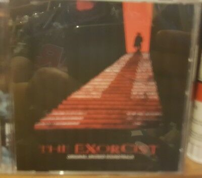 The Exorcist Original Unused Soundtrack, Horror, Promo Soundtrack