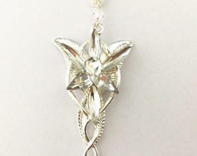 The Lord of the Rings  Arwen Evenstar Necklace
