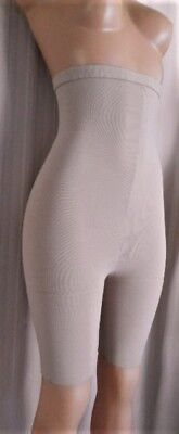 """Spanx """"assets"""" Magic Stretch Nude 24"""" Long Panty Shaper 5"""