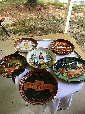"6 Early Beer Tray Bundle """"great Group"""""