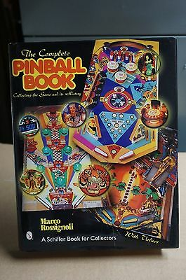 The Complete PINBALL BOOK Collecting the Game and its History EXCELLENT Cond.
