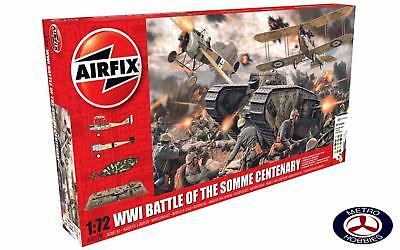 Airfix 1/72 Battle of the Somme Centenary Gift Set* AIR-50178 Brand New