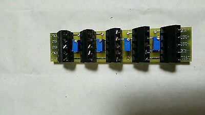 SCALE   LOAD CELL Signal Trim BOARD  (NOS)