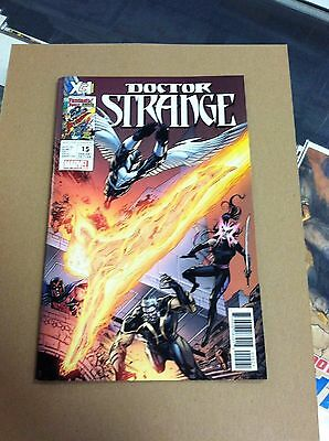 Doctor Strange #15 2016 XcI variant.First printing.