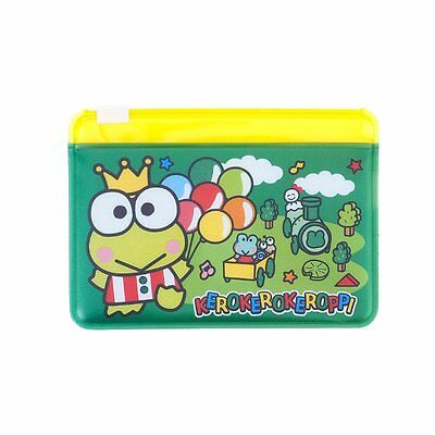 2017 Sanrio Keroppi Frog Card Holder ~ NEW