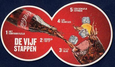 Coca Cola  - Coaster From The Netherlands Jl17016