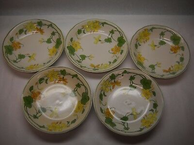 Villeroy and boch granada set of 6 bowls red for Villeroy boch granada