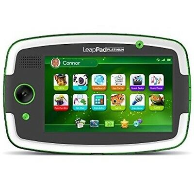 LeapPad Platinum by Leapfrog - Green Tablet Leap Pad Leap Frog