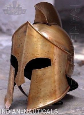 Greek Spartan 300 movie helmet King Leonidas helmet MT406