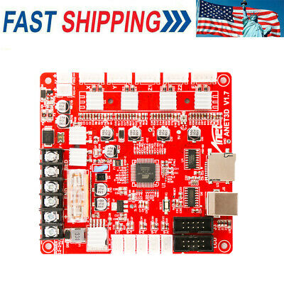 Anet A8 DIY 3D Desktop Printer Mainboard For Assembly Reprap Control Motherboard