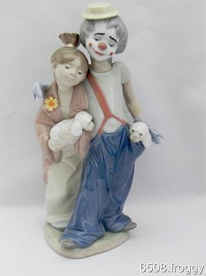 GORGEOUS!!!  LLADRO **PALS FOREVER** #7686 - Retired - MIB -  First Quality