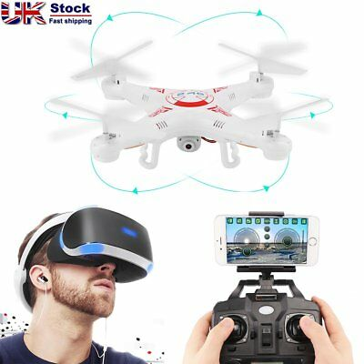 Drone Camera Gimbal  6-Axis Gyro RC Quadcopter With 0.2MP HD Camera
