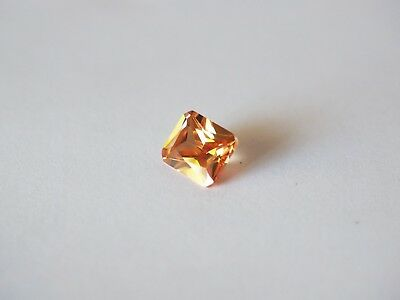 Loose Cubic Zirconia Champagne AAA Octagon 10mm x 8mm - Brand New! Bargain Price