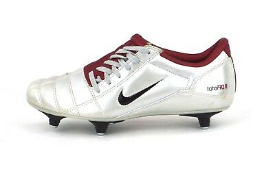 Nike Total 90 Iii Sg -Junior Football Boots - 308235-101 -Size Uk 5.5 -Brand New
