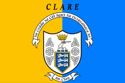 County Clare  Flag 90 X 60