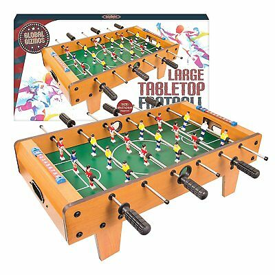 Benross Global Gizmos 50580 Large Size Table Top Football Game