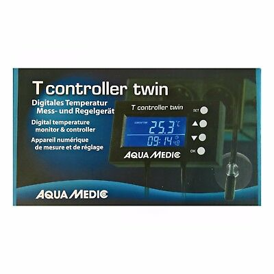Aqua Medic T Controller Twin, Digital Temperature Monitor And Controller