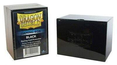 Dragon Shield - Gaming Box Black - Karten Box