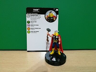 Heroclix The Mighty Thor - 01 Thor