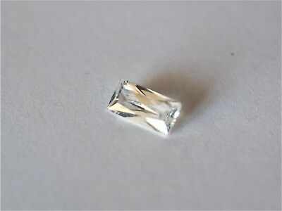 Loose Cubic Zirconia White AAA Baguette 10mm x 5mm - Brand New! Bargain Price!