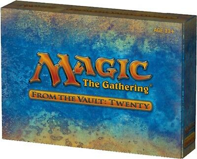 Magic the Gathering - FROM THE VAULTS 20 (FTV Twenty) - Sealed New