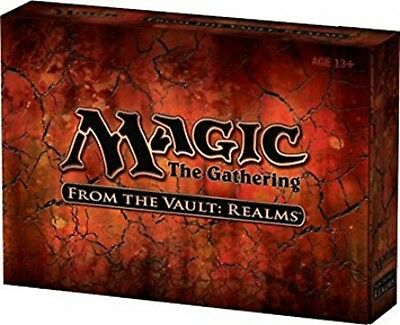 Magic the Gathering - FROM THE VAULTS REALMS - FTV - Sealed New