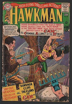 Hawkman #10 G 2.0 Cream Pages