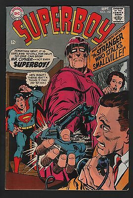 Superboy #150 F- 5.5 Off White Pages