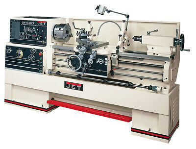 JET 321525 GH-1640ZX LATHE WITH ACU-RITE 200S 3 AXIS Digital Readout New