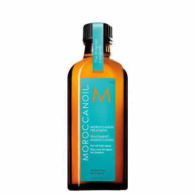 Moroccanoil Treatment With Pump 200ml, Fast Shipping, UK SELLER