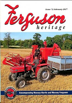 Ferguson Heritage The Magazine of Friends of Ferguson Heritage issue 72