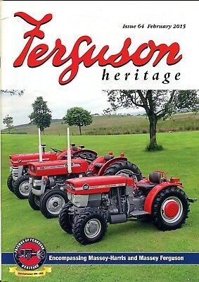 Ferguson Heritage The Magazine of Friends of Ferguson Heritage issue 64