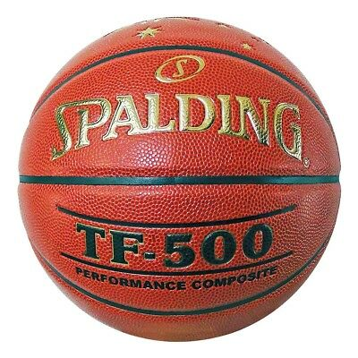 NEW Spalding TF500 Basketball   from Rebel Sport