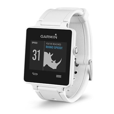 NEW Garmin vivoactive GPS Smartwatch HRM Bundle   from Rebel Sport