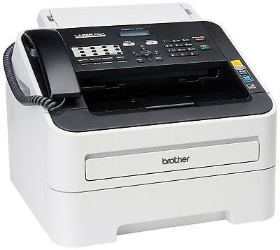 BRAND NEW Brother FAX 2840 IntelliFax-2840 High-Speed Laser FAX Machine
