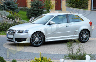 Audi A3 8P  3 Doors S3 Look - Side skirts