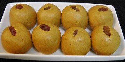 Indian Sweets Besan Ladoo Pure Ghee Diwali Gift Hampers Free Shipping From India