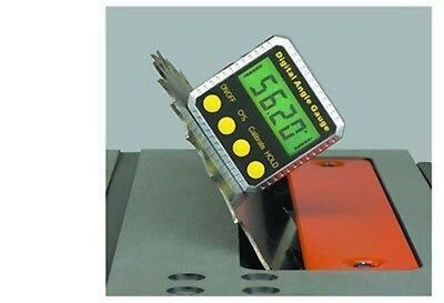 Magnetic Electronic Digital LED Angle Degree Finder Gauge for Table Saw