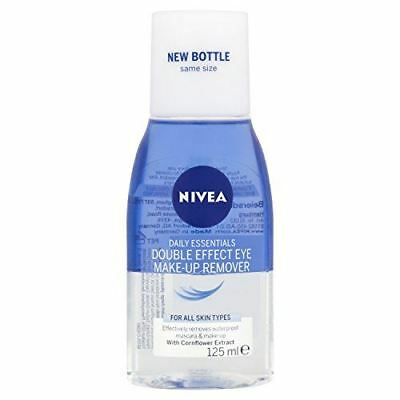 NIVEA® Daily Essentials Double Effect Eye Make-Up Remover 125ml