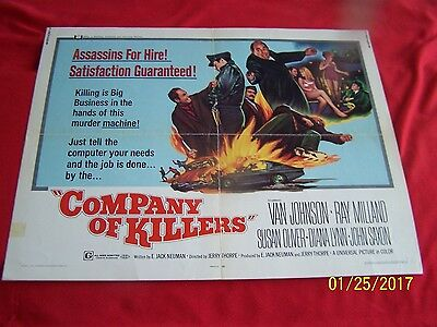 in the company of killers movie