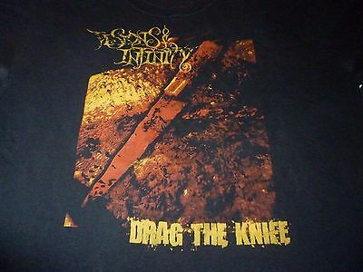 Visions Of Infinity Shirt ( Used Size L ) Good Condition!!!