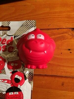 Comic Relief 2017 - Red Nose Day - Nose - Snuffles - New But Opened With Bag