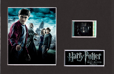 Harry Potter And The Half Blood Prince 35mm Mounted Film Cell Display 6 x 4