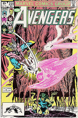 The Avengers #231 (May 1983, Marvel)