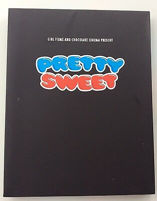 Girl Skateboards Pretty Sweet Deluxe Edition 2 Disc DVD HD Blu-Ray Booklet