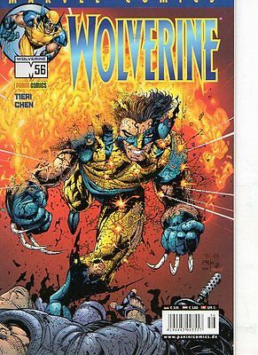 Marvel Comics Wolverine 56