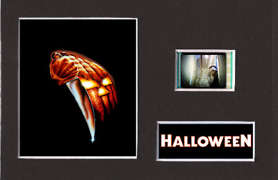 Halloween (1978) 35mm Mounted Film Cell Display 6 x 4