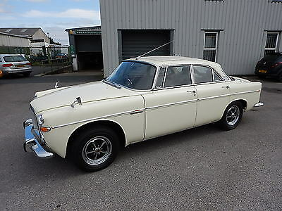 1972 ROVER P5b Coupe 3.5 Litre V8 Automatic